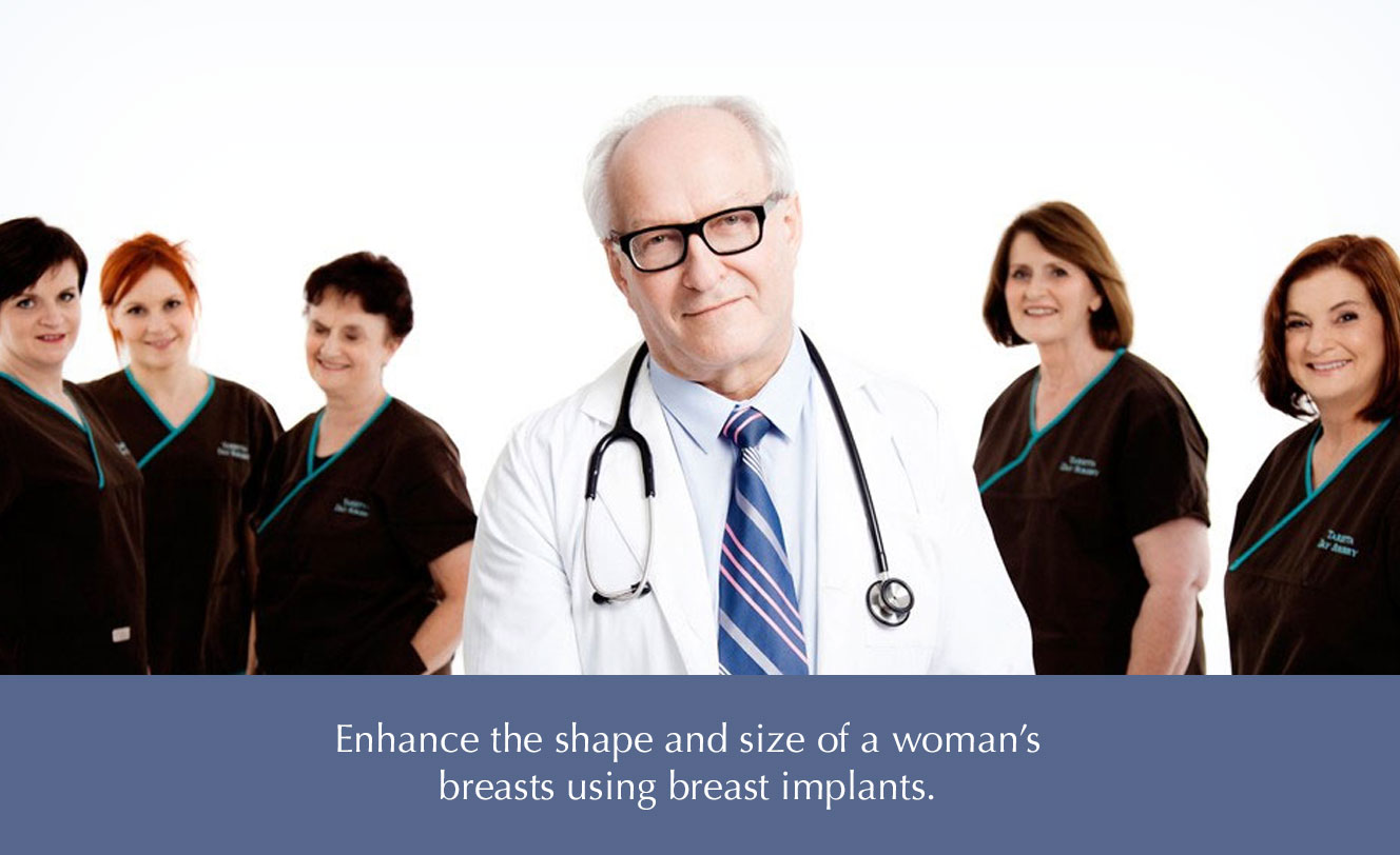 Cosmetic Plastic Surgery Centre - Breast-augmentation