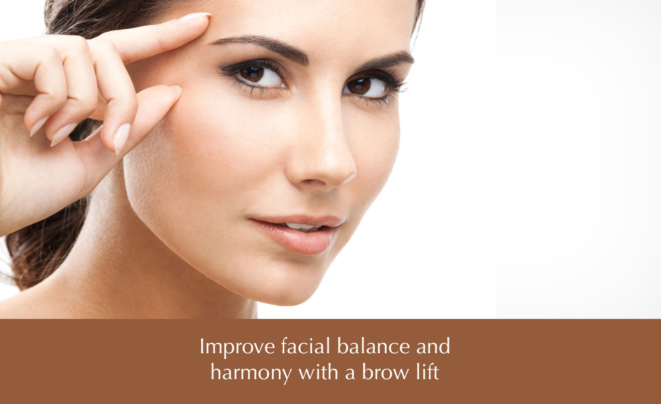 Cosmetic Plastic Surgery Centre - Brow Lift