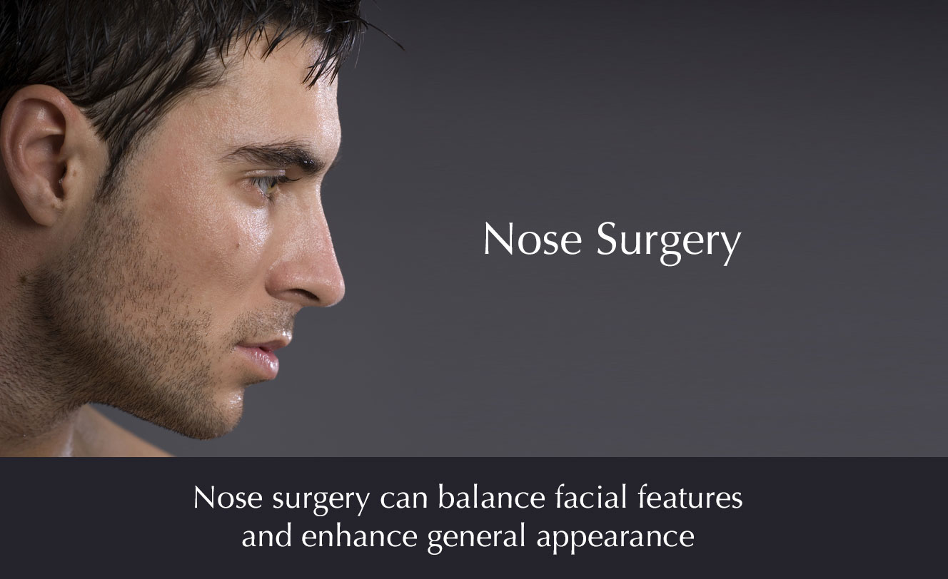 Cosmetic Plastic Surgery Centre - Nose Reshaping